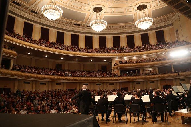 Concert of legendary pianist Ivo Pogorelich in Yerevan Aram Khachaturian Hall