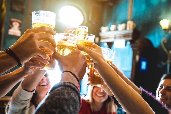 SLOVENIA PRIVATE CRAFT BEER TOUR & TASTING : 3 craft breweries + pub