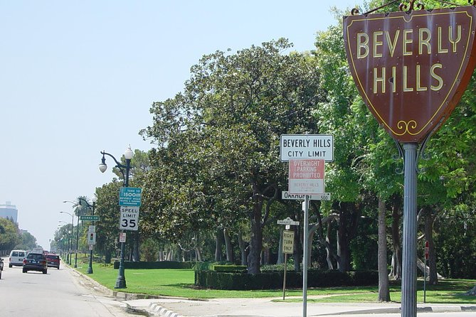 Excursão a Hollywood e Venice Beach