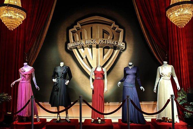 Warner Bros. Studio Tour with Transportation