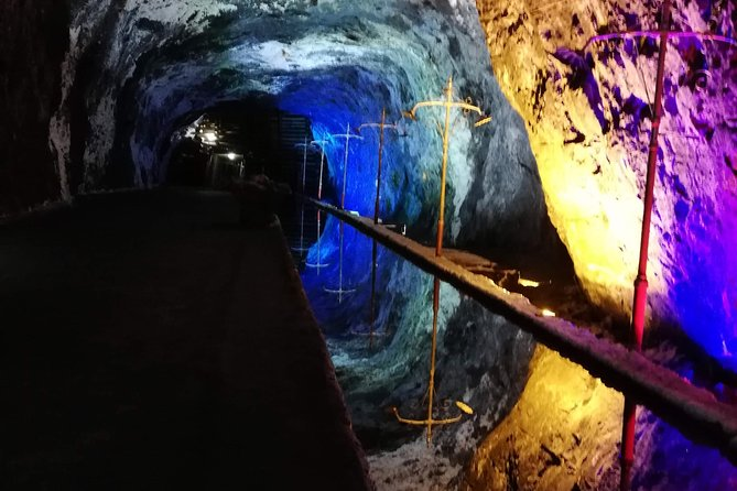 Private Salt Cathedral and Nemocón Salt Mines + In & out Transfer + (8 hours)
