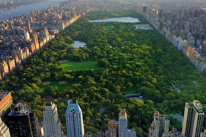 60 Minutes Central Park Sightseeing Tour in a Private Pedicab