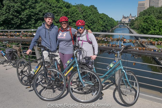 Self-Guided Biking in Ottawa-Gatineau