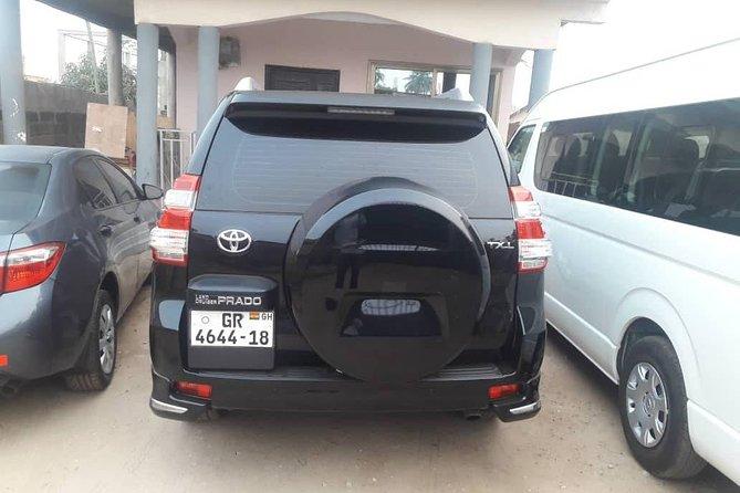 Sedan Hiring Within Accra