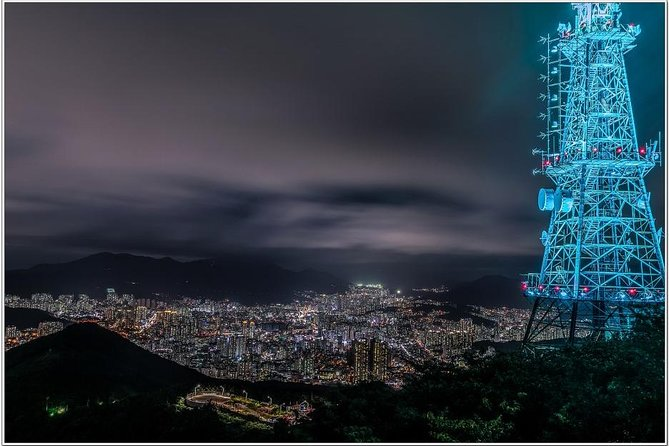 Busan Sparkling Night View Tour