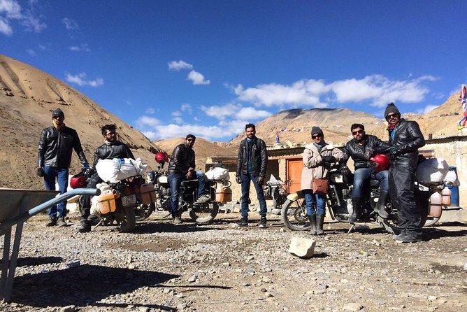 Motorbike Tour To Leh Ladakh