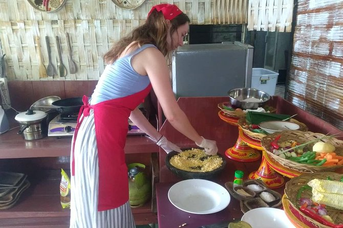 Cooking class: Traditional Balinese food photo 19