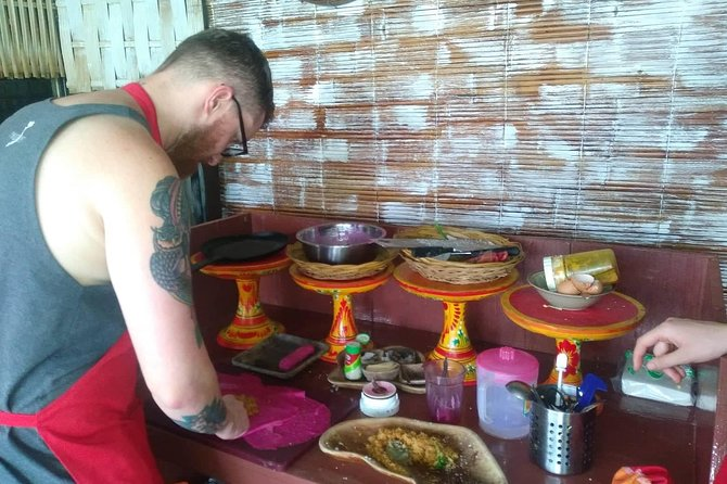 Cooking class: Traditional Balinese food photo 4