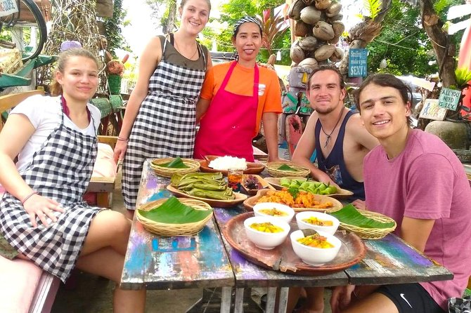 Cooking class: Traditional Balinese food