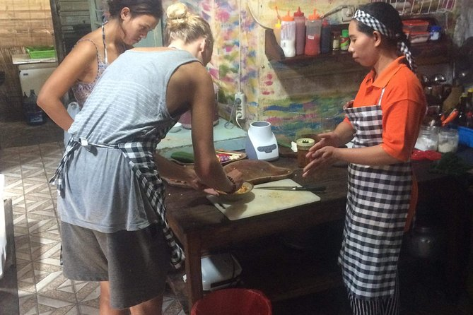 Cooking class: Traditional Balinese food photo 30