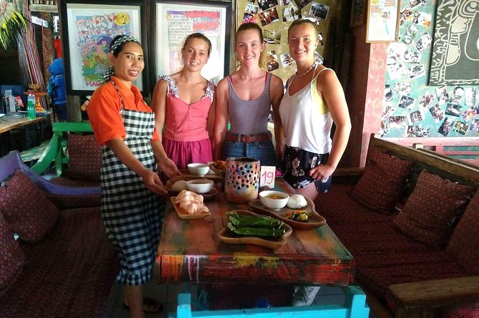 Cooking class: Traditional Balinese food photo 40