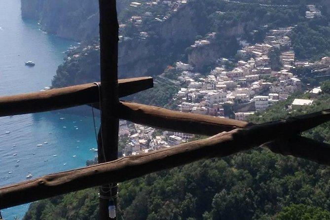 Amalfi Coast Positano and Ravello Fullday from Rome