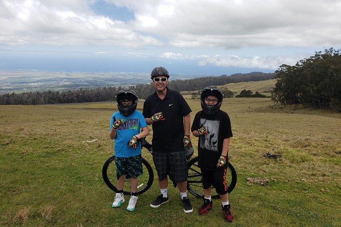 Morning Haleakala Unguided Downhill Tour