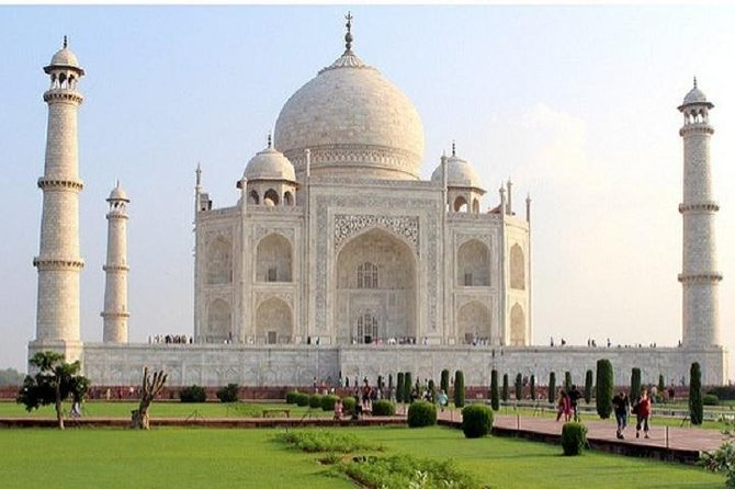 Agra: Skip-the-Line Taj Mahal Entrance Ticket with Tour Guide