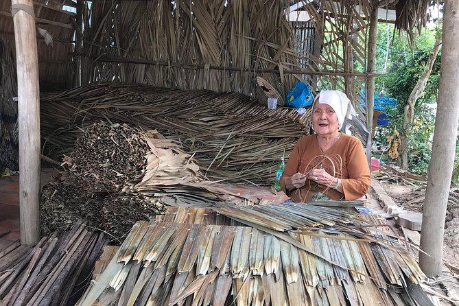 Luxury Mekong Tour: Ba Ton Bridge - Cai Be - Tan Phong with Cycling