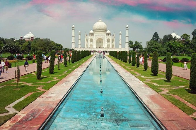 5-Day Private Luxury Golden Triangle Tour: Delhi, Agra, and Jaipur