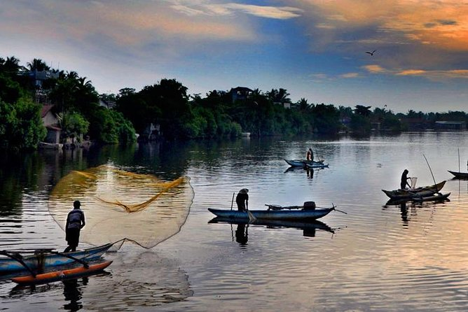 Lagoon Escapes Negombo Day Trip