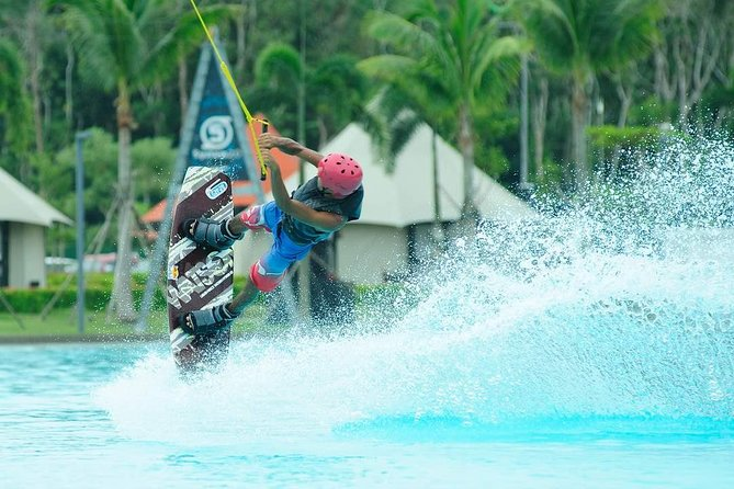 Chill Cove Wake Park Admission Ticket