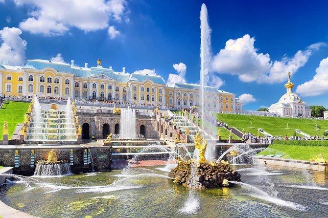 2-day PRIVATE St Petersburg Tour: Hermitage, Peterhof & Pavlovsk