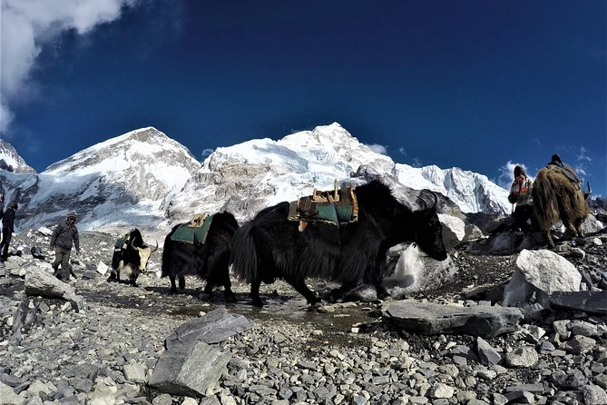 Everest Base Camp Trek 14 Days