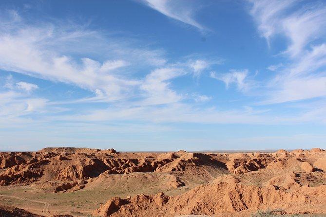 Discover Gobi, south of Mongolia