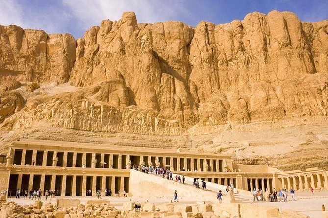 Two Days Luxor Tours From Safaga Port