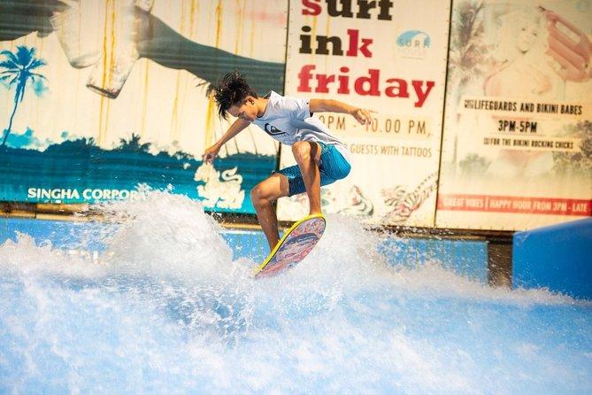 Surf House FlowRider Ticket