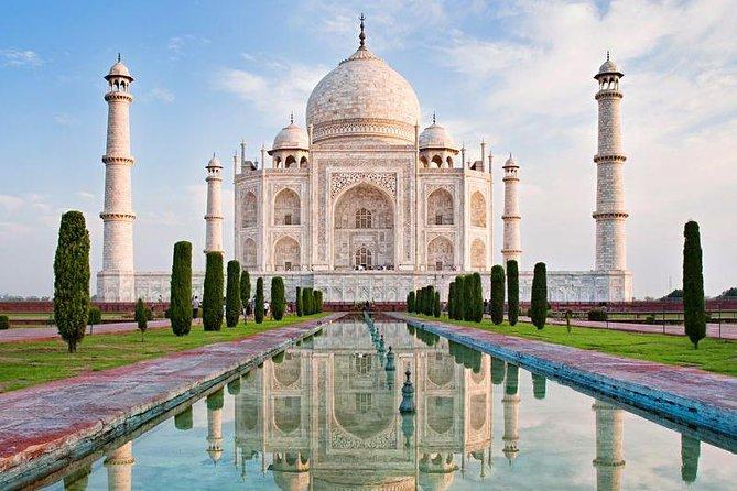Private Taj Mahal Sunrise Tour from Delhi