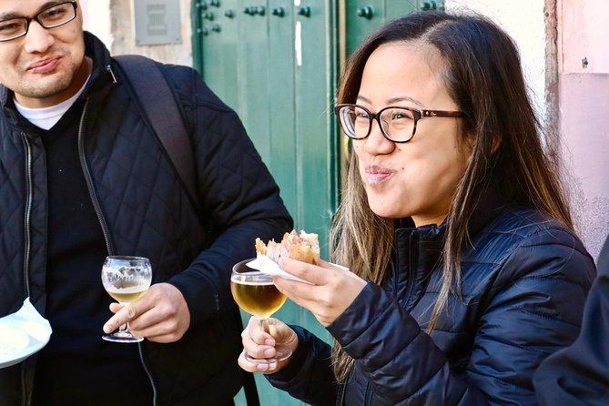 Lisbon Secret Food Tour - Portuguese Tapas and Port Wine