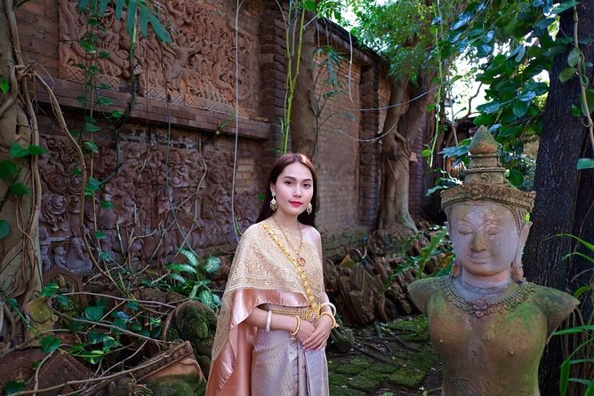 8 Hour Traditional Thai Costume Rental in Chiang Mai! photo 39
