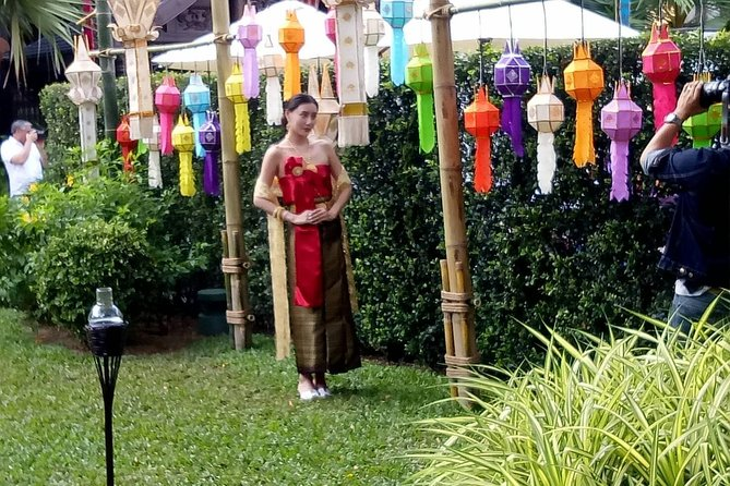8 Hour Traditional Thai Costume Rental in Chiang Mai! photo 19