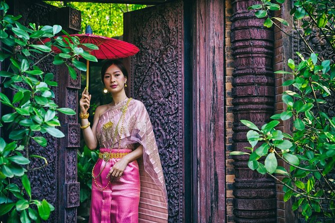 8 Hour Traditional Thai Costume Rental in Chiang Mai! photo 22