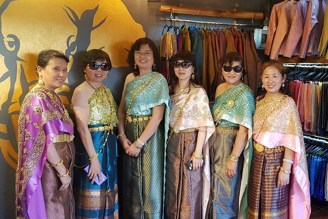 8 Hour Traditional Thai Costume Rental in Chiang Mai! photo 33