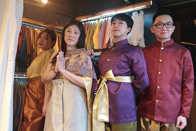 8 Hour Traditional Thai Costume Rental in Chiang Mai! photo 14