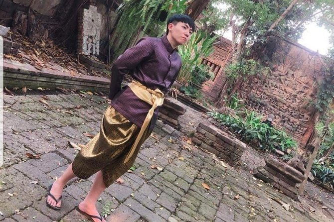 8 Hour Traditional Thai Costume Rental in Chiang Mai! photo 12