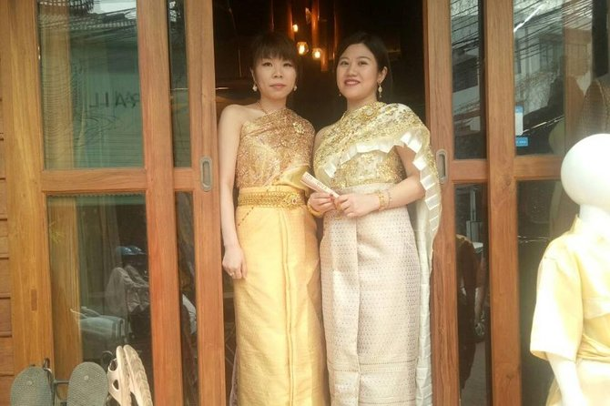 8 Hour Traditional Thai Costume Rental in Chiang Mai! photo 4