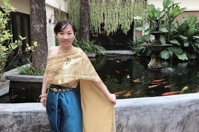 8 Hour Traditional Thai Costume Rental in Chiang Mai! photo 40