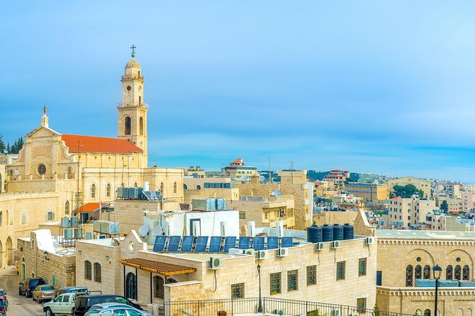 Christmas in Bethlehem. 8 Day Holy Land Tour - small group - max 8 participants