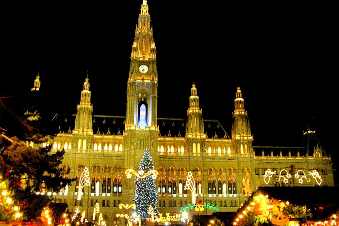 Private Christmas Markets Walking Tour Vienna