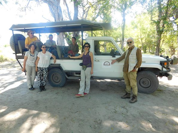 3 Day Safari In Khwai Concession, Botswana