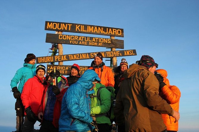9 Northern Circuit Route - Mount Kilimanjaro