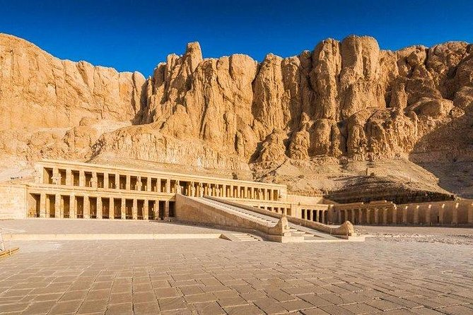 Private Half Day to Valley of the Kings Queen Hatshepsut Temple and Colossi of Memnon photo 10