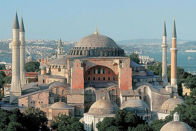 Istanbul Stop Over Half day Walking Morning Sightseeing of highlights