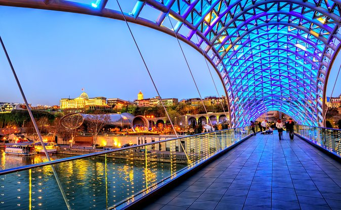 Tbilisi city Full day Private tour