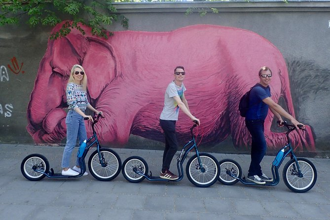 Kaunas Full Day Footbike Tour from Vilnius