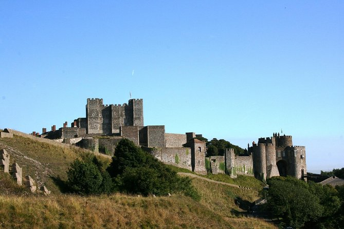 Pre-Cruise Tour from London to Dover Port via Dover Castle