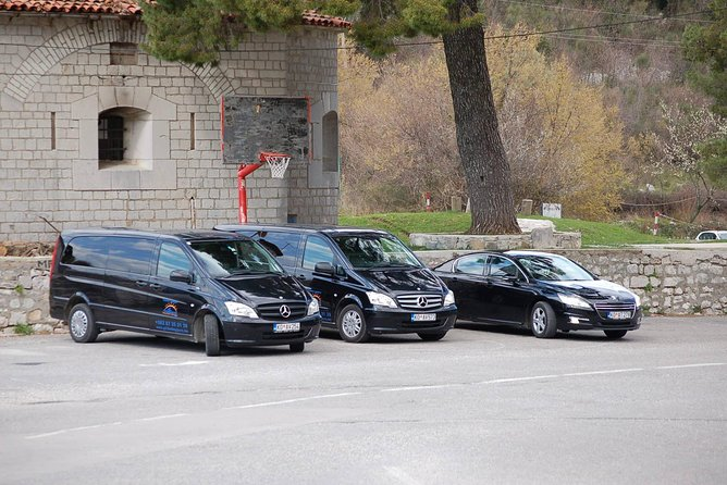 One way private transfer Kotor-Mostar