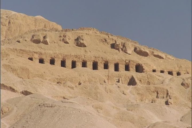Full day Tour to West Bank include Medinet Habu and the Valley of Nobels photo 13