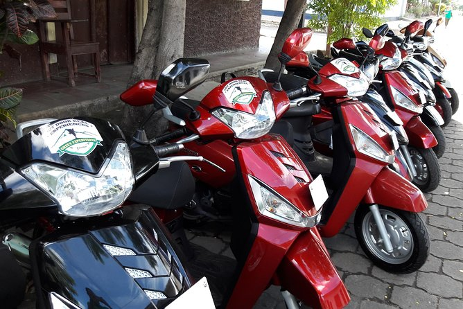 Rent of scooters, motorcycles and ATV's.