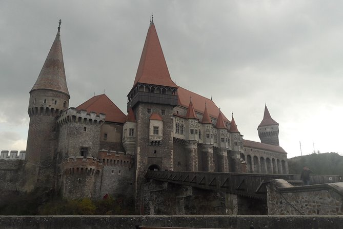 Private Tour : Corvinilor Castle and Sibiu ( or Sighisoara) from Brasov
